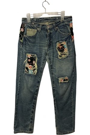 Japan Blue Straight jeans