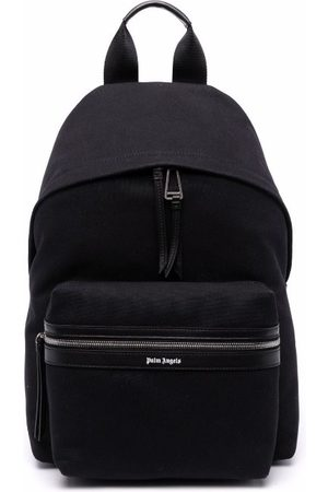 Palm Angels Classic Logo-Print Backpack