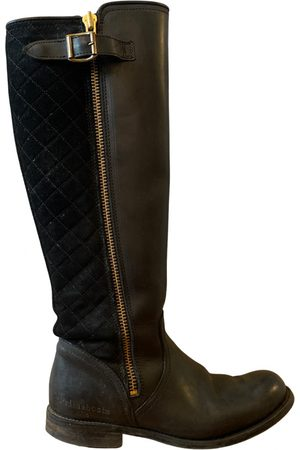 Primeboots Leather biker boots