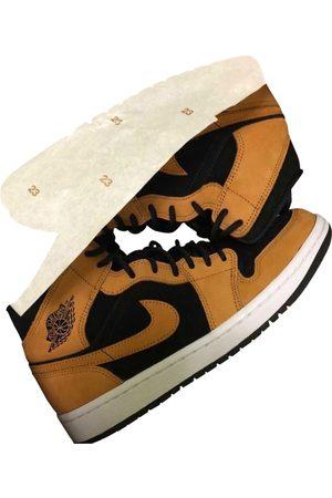 Jordan Air 1 leather boots