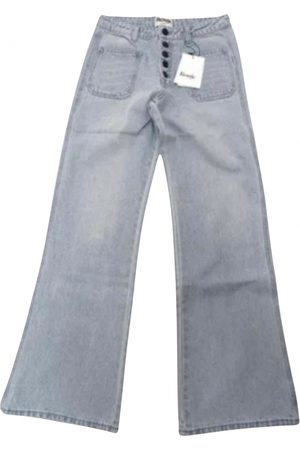 Rouje Spring Summer 2020 bootcut jeans