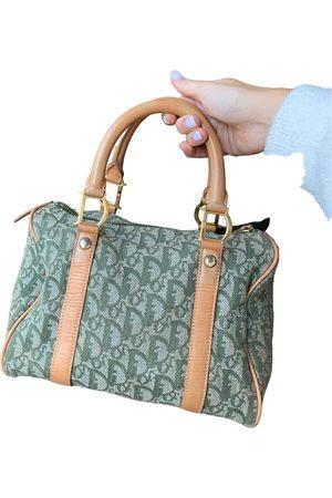 Dior Bowling leather handbag
