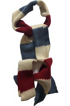 Alexander McQueen Wool scarf & pocket square