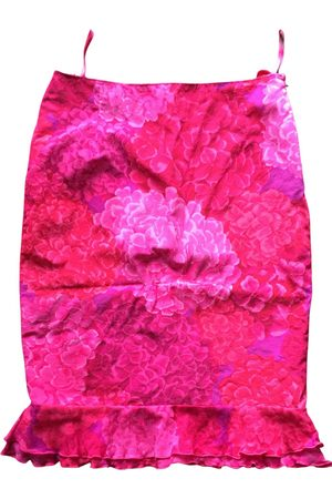 Escada Silk mini skirt