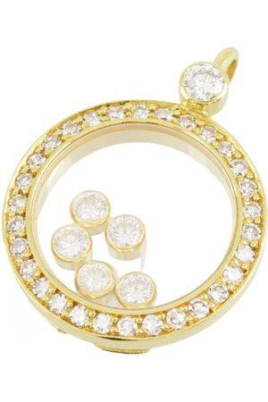 Chopard Happy Diamonds yellow pendant