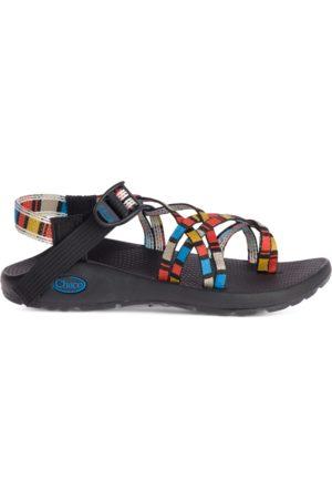Chaco Women Sandals - Women's ZX/2® Classic Lineup Cerulean, Size 6 Medium Width