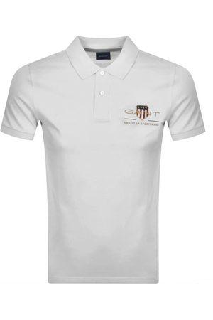 Gant Retro Archive Shield Polo T Shirt