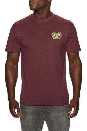 Santa Cruz Pool Snakes T-shirt s Short Sleeve T-Shirt - Burgundy