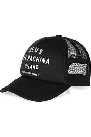 Deus Ex Machina Milano Address Trucker s Cap