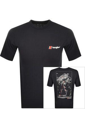 Berghaus 1975 Everest T Shirt Black