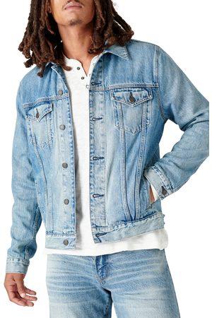 Lucky Brand Men Denim Jackets - Men's Klagetoh Jean Jacket