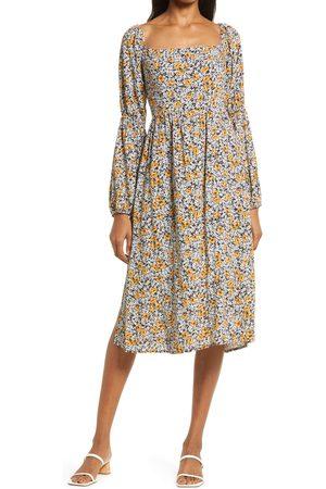 Lost + Wander Women's Sonny Long Sleeve Dress