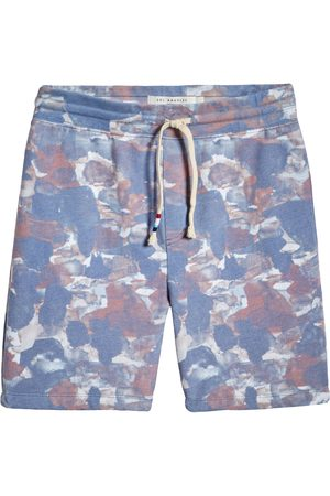 SOL ANGELES Men's Men's Watercolor Camo Shorts