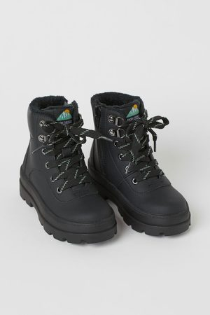 H&M Kids Boots - Warm-lined Boots
