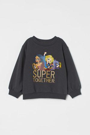 H&M Sweatshirt with Motif