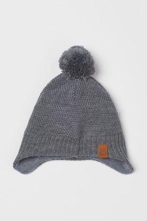 H&M Fleece-lined Hat