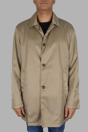 Prada Men's luxury coat - beige coat