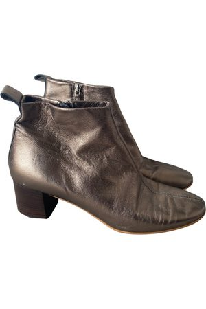 Everlane Women Ankle Boots - Leather ankle boots