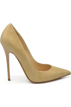 Jimmy Choo Luxury shoes for women - Anouk pumps in nude patent leather