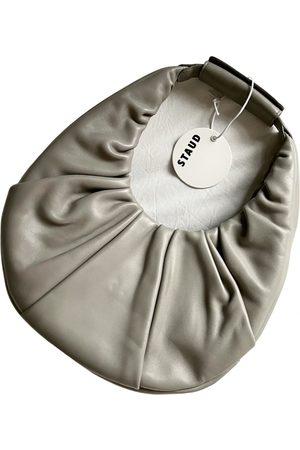 Staud Moon leather handbag