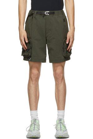 Nike Khaki ACG Cargo Shorts