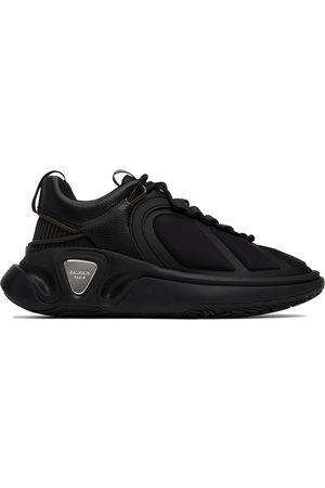 Balmain Men Sports Equipment - Black B-Runner Sneakers