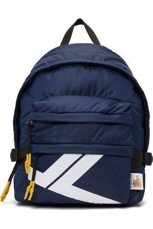 Lanvin Men Luggage - Navy Bumpr Backpack