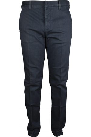 Prada Luxury trousers for men - gray jeans effect trousers