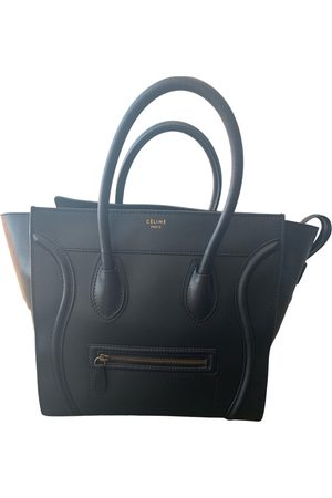 Celine Women Purses - Luggage leather handbag