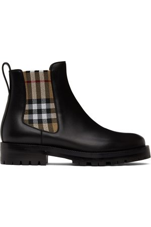 Burberry Allostock Ankle Boots
