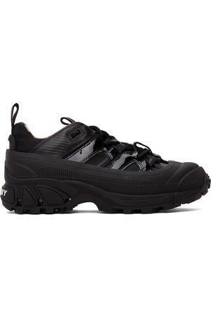 Burberry Patent Arthur Sneakers