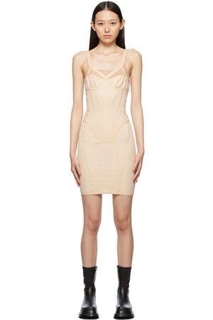 Burberry Beige Nova Short Dress