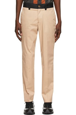 Burberry Beige Dover Trousers