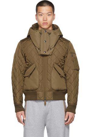 Burberry Quilted Hadley Jacket