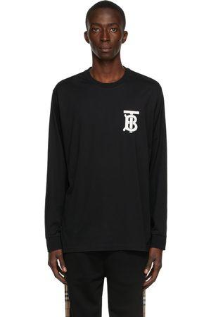Burberry TB' Emerson Long Sleeve T-Shirt