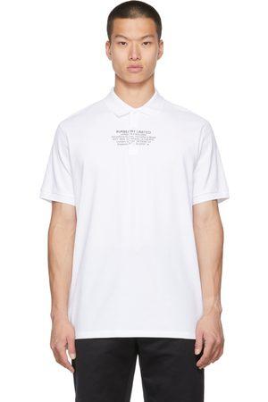Burberry Men Polo Shirts - Horseferry' Polo