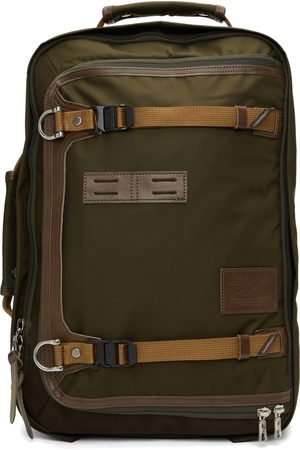 Master-Piece Co Men Luggage - Khaki Potential Two-Way Backpack