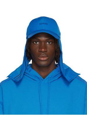 adidas x IVY PARK Blue Baseball Flap Cap