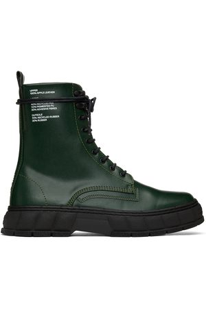 Virón Green Apple Leather 1992 Boots