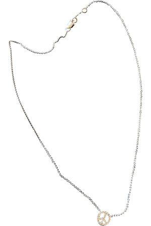 ARISTOCRAZY Women Necklaces - White gold necklace