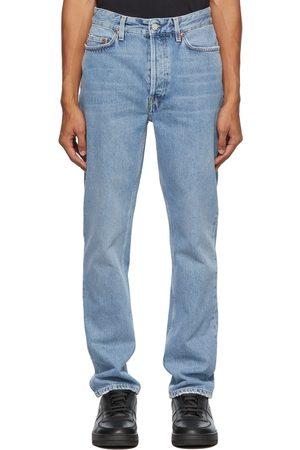 Won Hundred Blue Bill Jeans