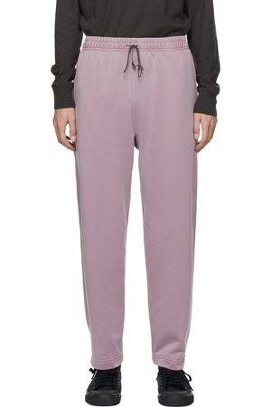 Lady White Co Pink Sports Lounge Pants