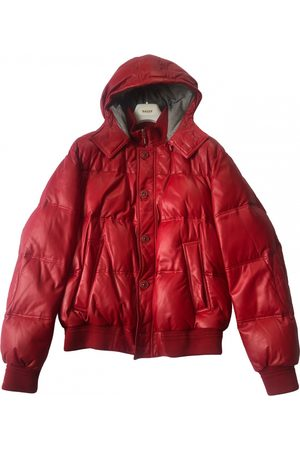 Bally Men Leather Jackets - Leather jacket