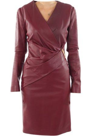 Salvatore Ferragamo Leather dress