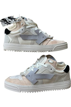 OFF-WHITE Off-Court trainers