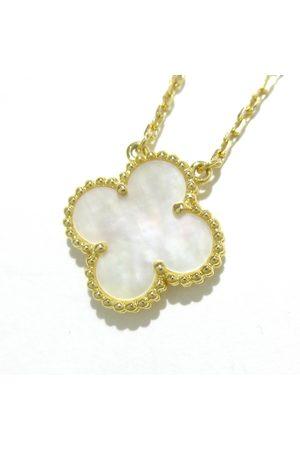 Van Cleef & Arpels Vintage Alhambra yellow necklace