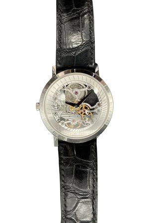 Piaget Altiplano white gold watch