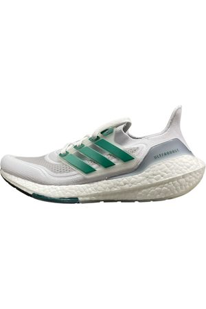 Adidas Ultraboost cloth low trainers