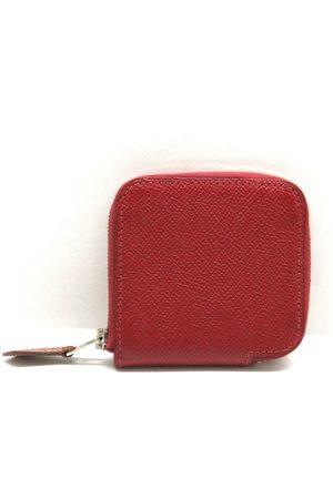 Hermès Azap leather purse