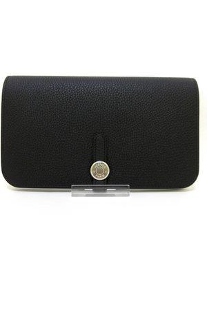Hermès Dogon leather wallet